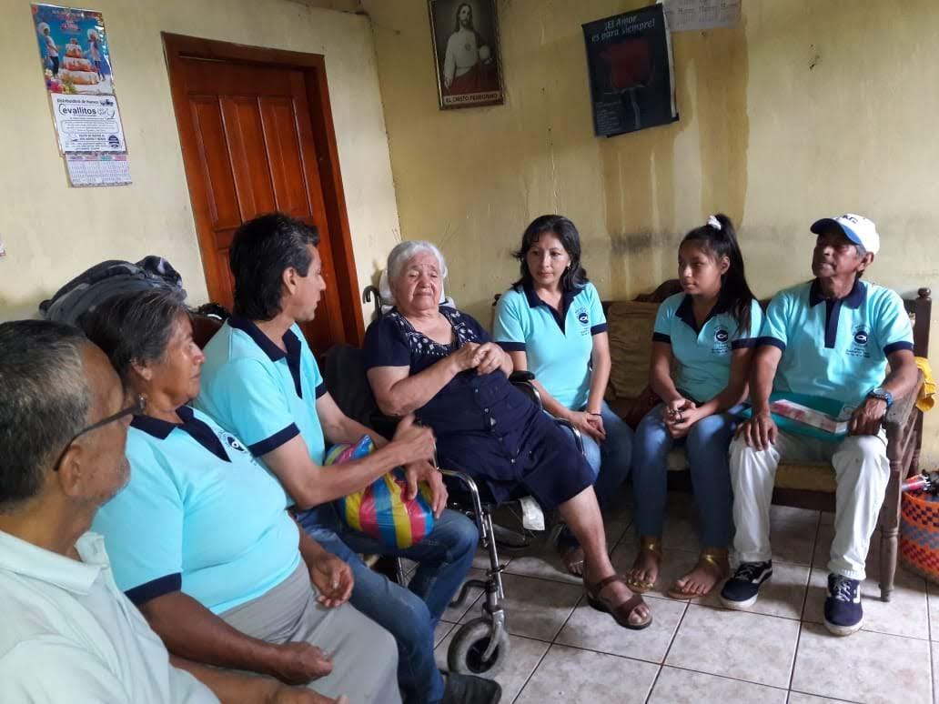 Conferencia Padre Gualberto Pérez