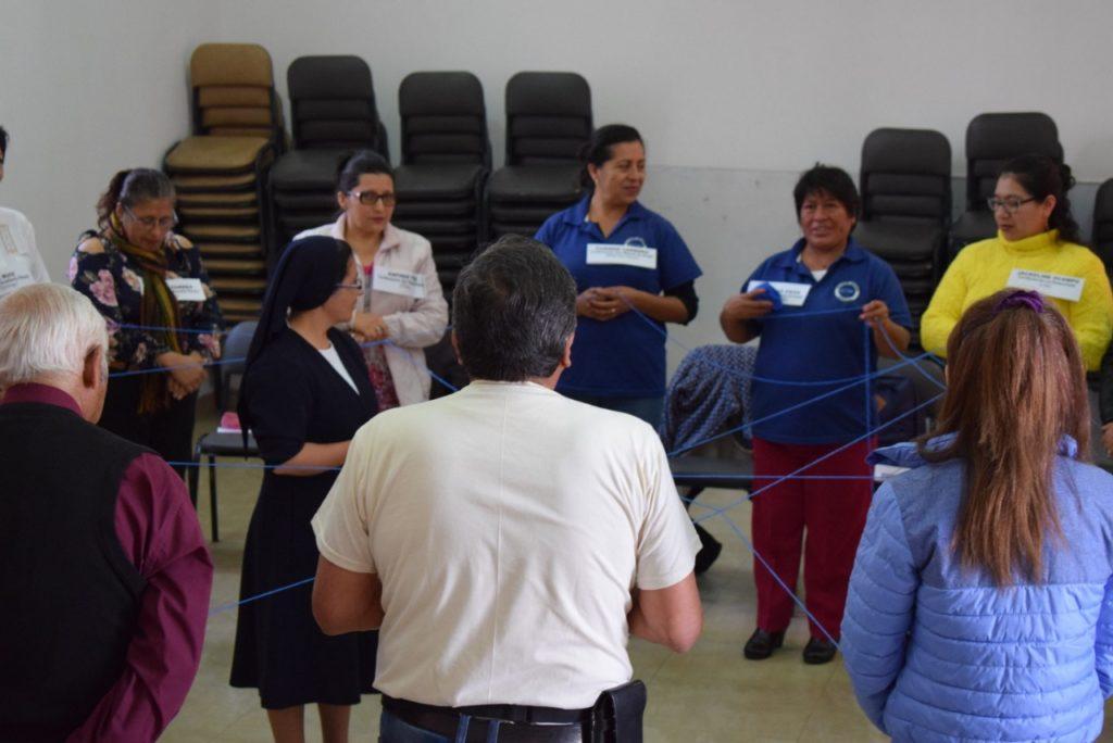Presidentes de Conferencias y Hogares SSVP Ecuador
